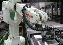 ロボット組込装置